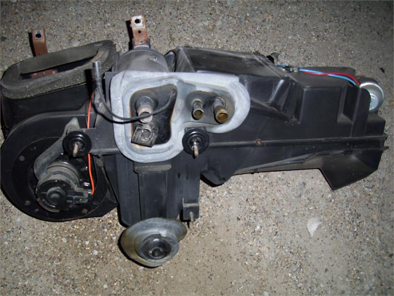 1987 1993 Ford Mustang Hvac Heater A C Box Amp Blower Motor